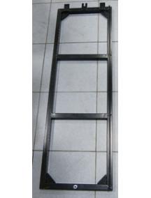Направляющий рельс КЕДР 3м (к-т 2*1,5м)