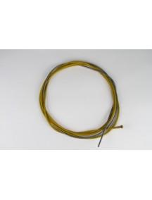 124.0041/GM0540 Канал 1,2-1,6мм сталь желтый, 3м