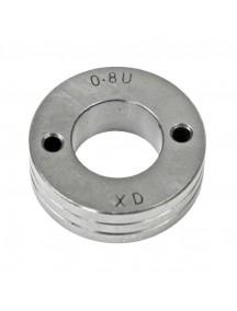 Ролик (AL) INVERMIG 358/508, SAGGIO MIG 500 D/P д.0,8-1,0 (18.85/37.05) (пр-во FoxWeld/КНР)