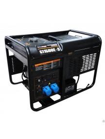 Бензиовый генератор Expert G11500E-3