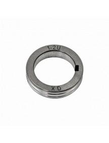Ролик подающий 1,0-1,2 (сталь д40-32мм)