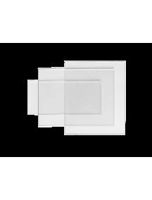 Пластина защитная поликарбонатная 106х66