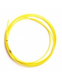 Канал направляющий тефлон (1,2–1,6) 3,5 м желтый