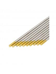 Электрод вольфрамовый WL-15 Ø4,0 (Золотой)