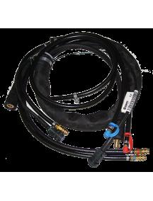 Комплект соединительных кабелей к MIG 500F жидк. , 10м