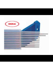 Вольфрамовый электрод DEKA WC-20 серый 2,4 мм (20 шт в уп.)