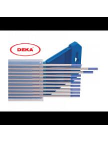 Вольфрамовый электрод DEKA WL-20 голубой 2,0 мм (20 шт в уп.)