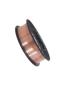 Омедненная сварочная проволка в катушках DEKA ER 70S-6 (Св08Г2С) (Катушка; Ø 0,8 мм.; 15кг)