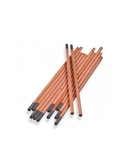 Угольные электроды STARWELD Karbon (омеднённые) д.8,0*305 в Благовещенск