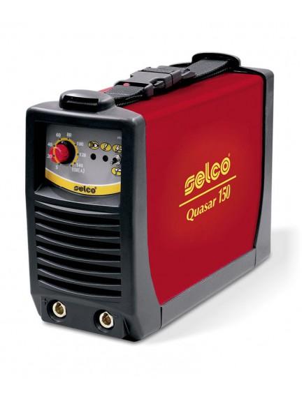 Аппарат ручной дуговой сварки Selco Quasar 150 1x230V (замена 55.02.012 Genesis 145) в Благовещенск
