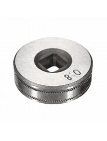 Ролик 0,6-0,8 мм  (pme, gsm) металл